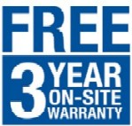 Canon FREE 3-Year On-site Warranty